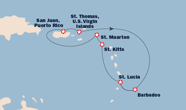 SOUTHERN CARIBBEAN CHALLENGE - Z ADVENTURES